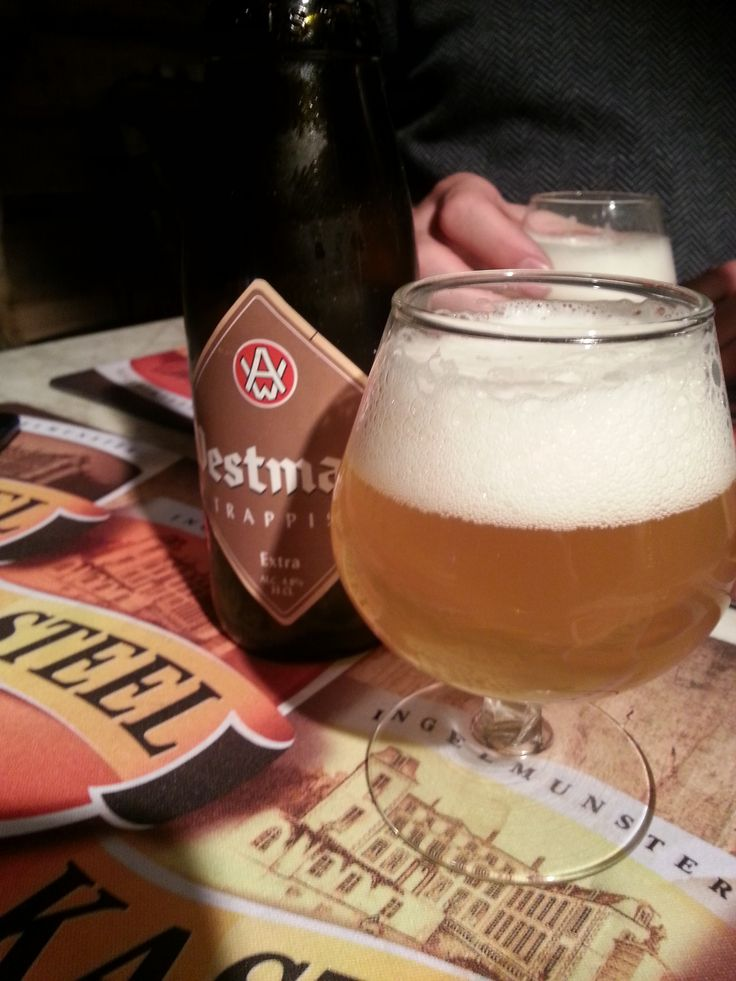 Westmalle Trappist Extra #trappist #westmalle #extra