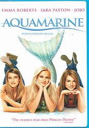 Irresistible.  - PeopleTwo best friends get exactly what they fish for in Aquamarine, a laugh-out-loud hilarious comedy about friendship. Emma Roberts, Sara Paxton and pop sensation JoJo star in  The Sweetest Treat Since Princess Diaries!  (Yahoo! Movies).It's the end of summer and Claire (Roberts) and Hailey (JoJo) have a major problem. In just five days, Hailey's family is moving halfway around the world! These girls need a major miracle, and get one in the form of Aquamarine, a beautiful…