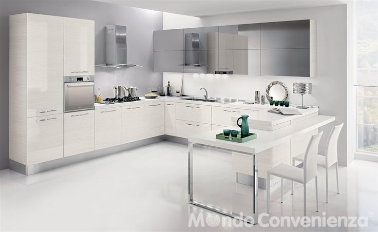Cucina seventy mondo convenienza kitchen pinterest cucina - Cucina alice mondo convenienza ...