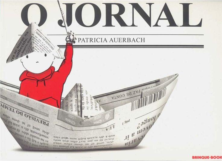Brincar de faz de conta com os livros de Patricia Auerbach - O jornal