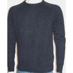 Tom Tailor pánský svetr tmavě modrý L