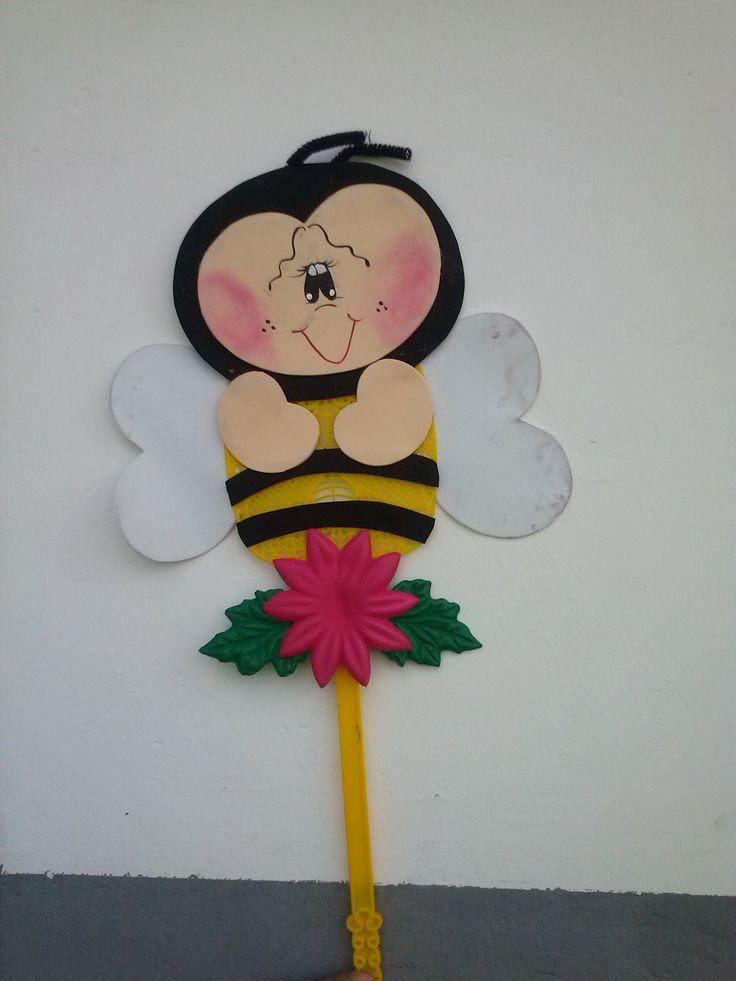 Titere de bichito abeja