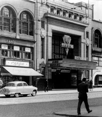 Regal cinema in Sauchiehall Street, became the ABC for a time finally closed as a cinema , but reopened as the O2 ABC  Music and Concert Venue.