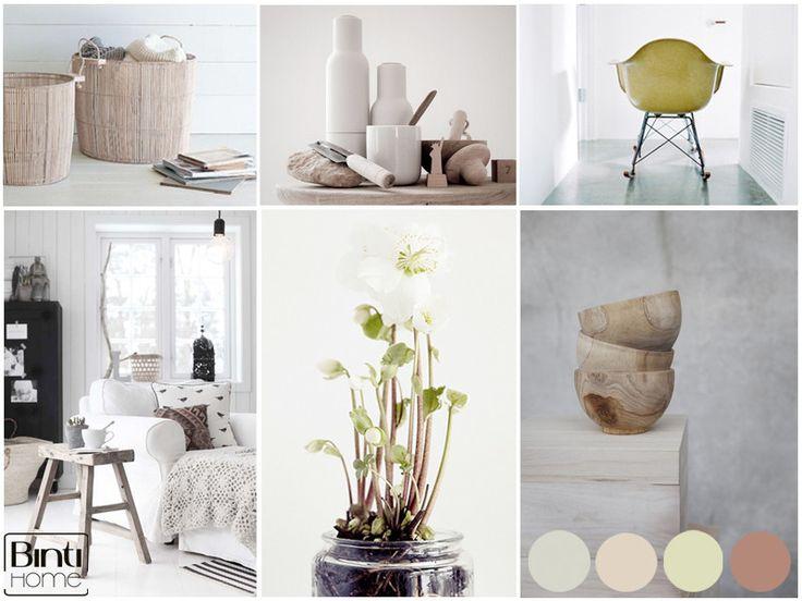 Interieurtrends & inspiratie | Hout, bamboe en groen @BintiHome
