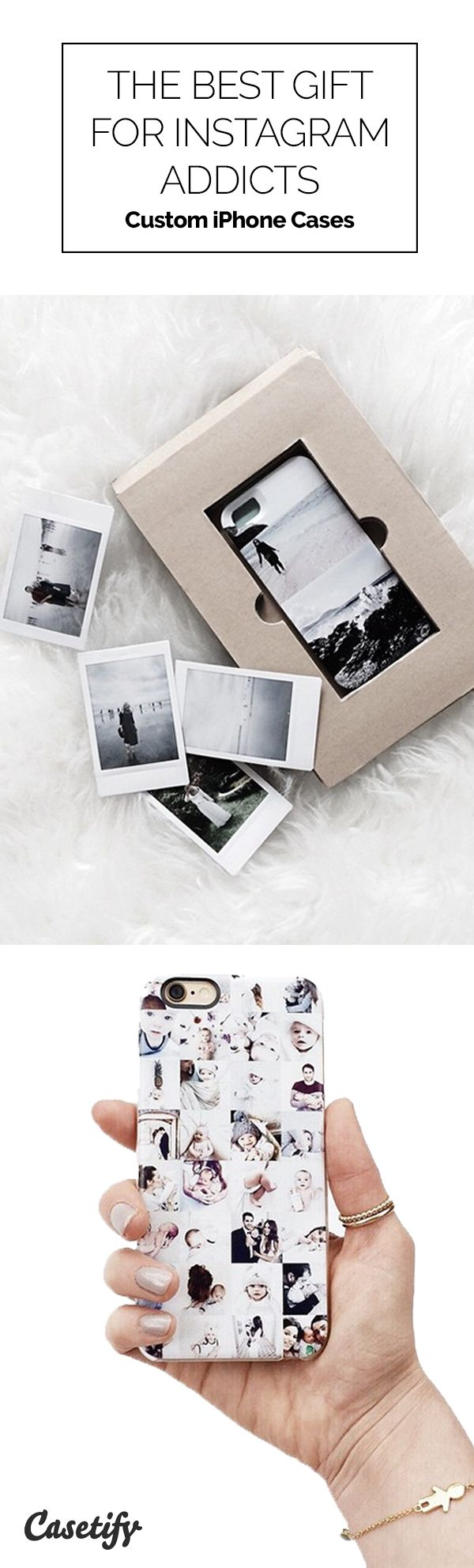 Custom iPhone Case. Turn your favourite Instagram photos into a custom phone…