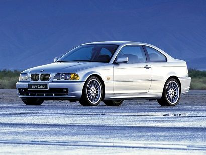 BMW 328Ci Coupe (1999 – 2000).