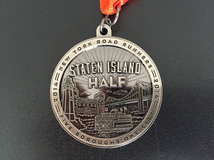 2014 Staten Island Half Marathon