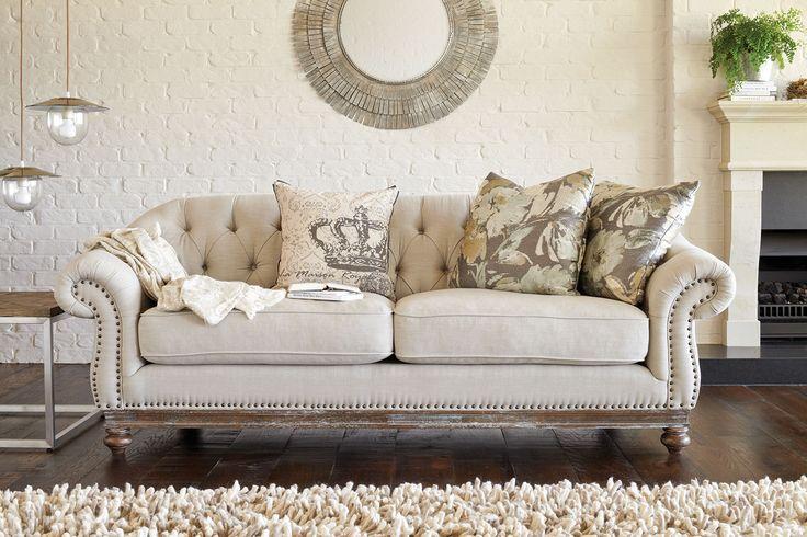 Victoria 3 Seat Sofa