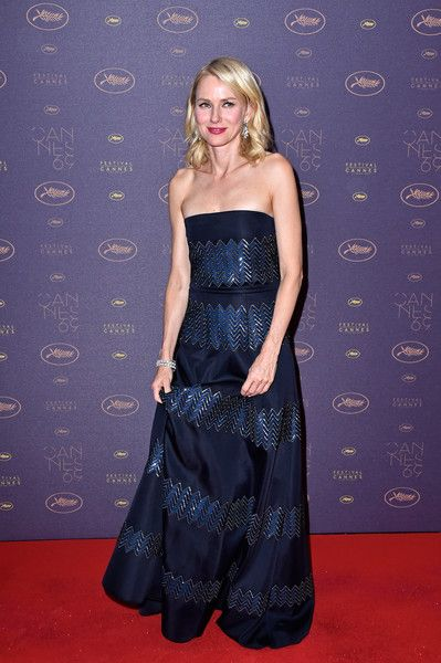 Naomi Watts arrives at the Opening Gala Dinner during The 69th Annual Cannes Film Festival on May 11, 2016 #Cannes2016