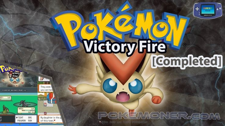 https://youtu.be/M3n5UnWpPR4 Pokemon Victory Fire - Gameplay