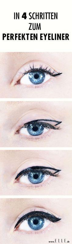 Make-up Tutorial: Der perfekte Eyeliner   – Alles was interessant ist
