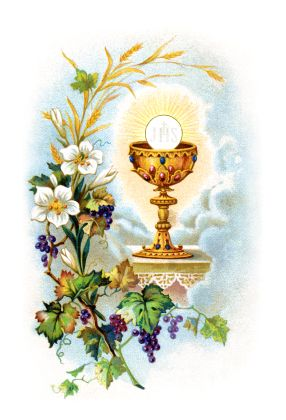 images of the Holy Communion | the sacrament of the eucharist is the most important of all the ...