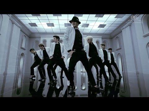 SUPER JUNIOR 슈퍼주니어 _SPY_MUSIC VIDEO <--Baby's newest obsession.... Korean boy bands, I blame you @SBveggiegirl