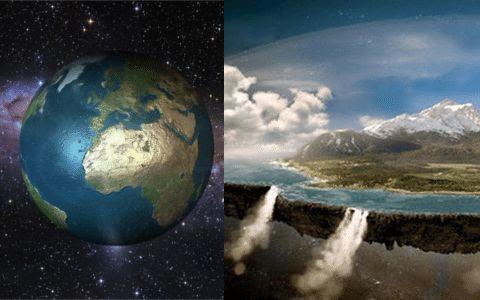 Bulat Atau Datar?   SpaceNesia - Telah berpuluh-puluh tahun kita ketahui, bahwa Bumi berbentuk bulat (Globe Earth). Namun, Masih ada seb...