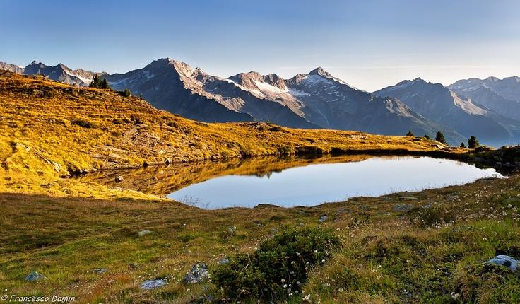 Speikbodensee #Ahrntal #Suedtirol