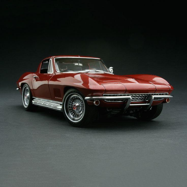 1967 Chevrolet Corvette Sting Ray // Maroon