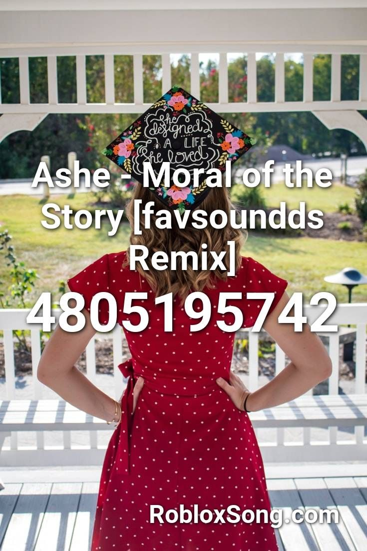 Gypsy Rose Roblox Character Ashe Moral Of The Story Favsoundds Remix Roblox Id Roblox
