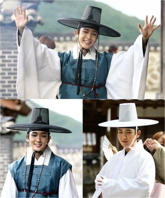 "Lee Jun Ki Returns to Filming ""Scholar Who Walks the Night"" Following Injury on Set"