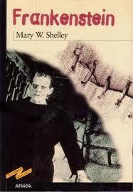 Frankenstein. Lectura recomendada para 1º ESO.