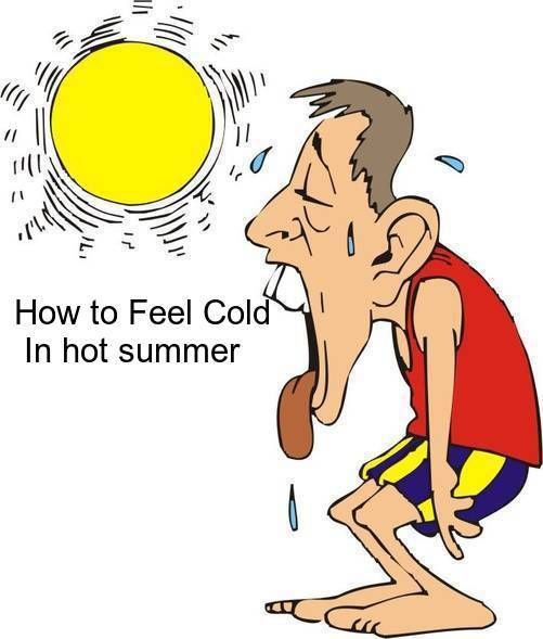 Yoga to Feel Cold and Get Rid of Killing Hot Summer   Yoga- Way to a healthy life