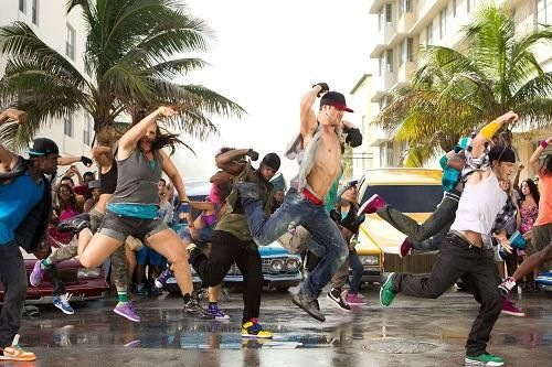 Gotta love the dance movies! Step Up Revolution was awesome!!!