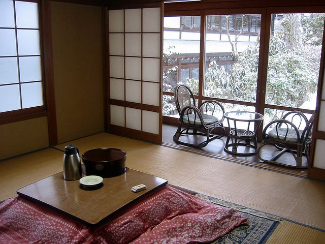 Love this room    Koyasan by michaelvito, via Flickr