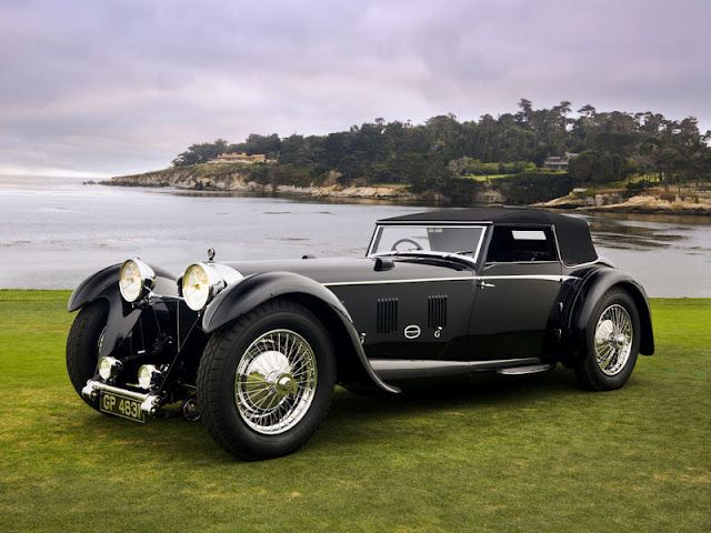 1931 Daimler Double-Six; Life is too short to drive UGLY cars