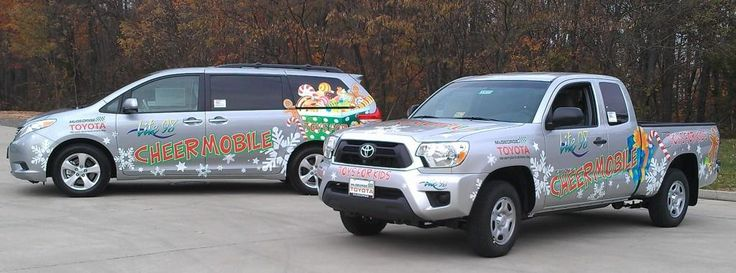 Best way to promote your products/services this #holiday season? #VehicleWraps!  www.speedproeastpa.com