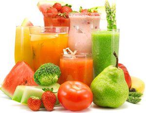 Щелочная диета для похудения - полное меню на неделю