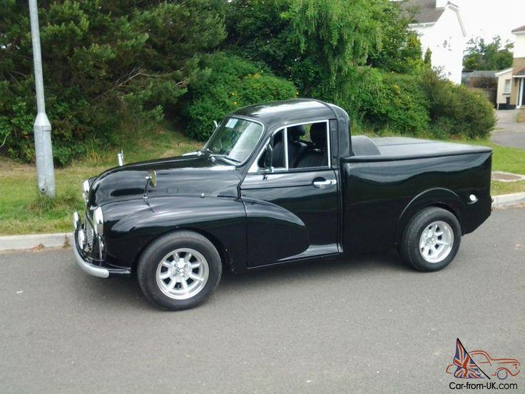 1969 Morris Minor pickup