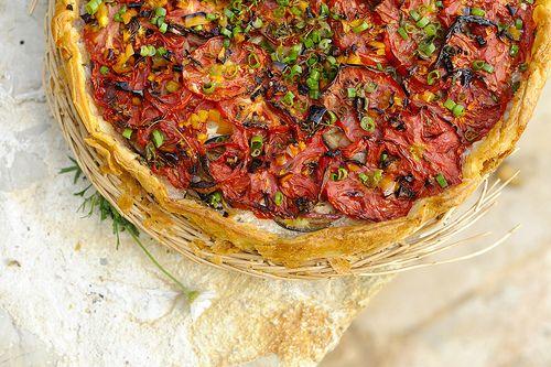 tomat pirog