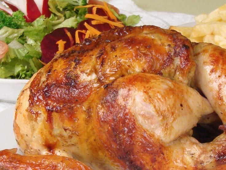 Pollo a la brasa - Peru