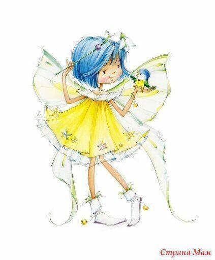 Fairies ~❥✿¸.•*¨`*•..¸✿❥  ~~Sugar Nellie