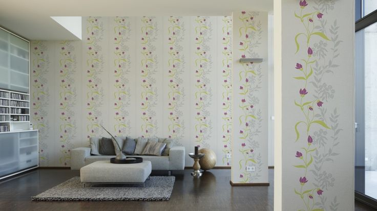 Tapeten im Wohnzimmer; Avenzio Tapete 958743