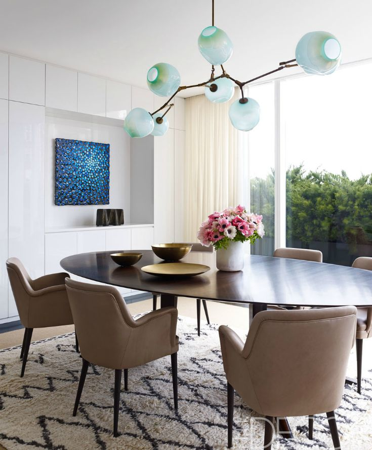 10 Inspiring Dining Room Sets By Top Interior Designers To Copy