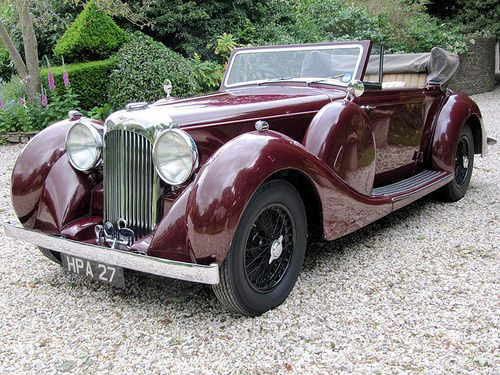 Lagonda 1938 LG6 Drophead The material which I can produce is suitable for…
