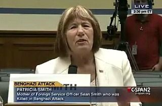 "Pat Smith, Benghazi Victim's Mom: Obama, Hillary, and Biden ""All Lied To Me"""