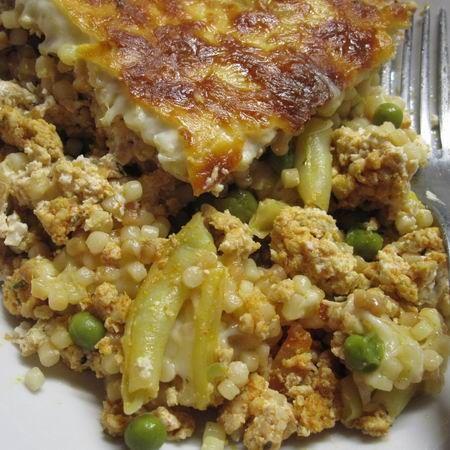 Egy finom Tarhonyás-zöldséges rakottas ebédre vagy vacsorára? Tarhonyás-zöldséges rakottas Receptek a Mindmegette.hu Recept gyűjteményében!