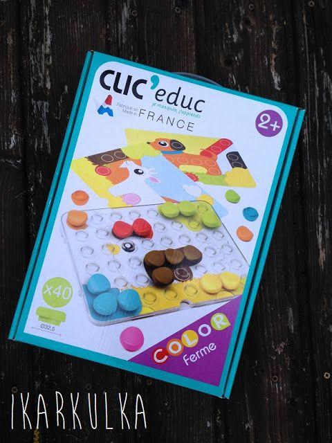 iKarkulka: Clic Educ mozaika Farma