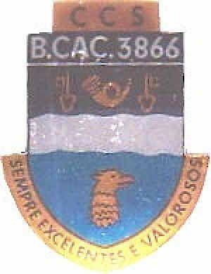 Companhia de Comando e Serviços do Batalhão de Caçadores 3866 Moçambique