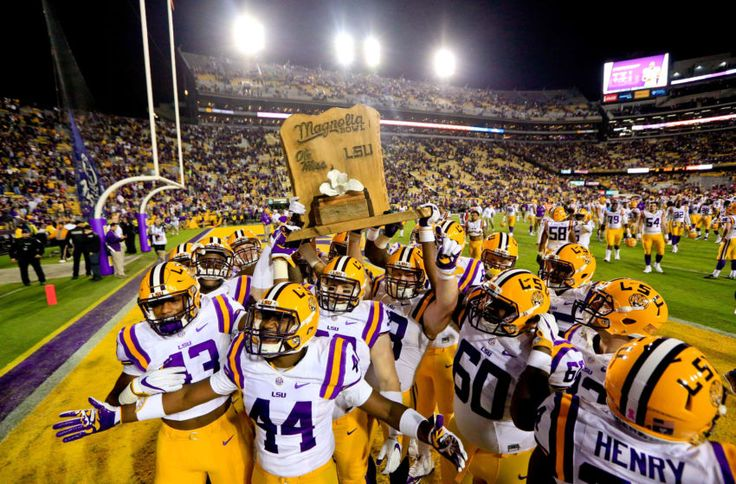 LSU wins the Magnolia Game against Ole Miss
