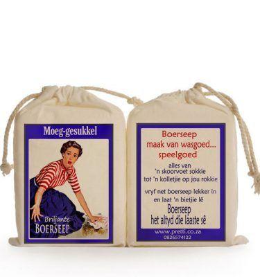 SOAP: MOEG GESUKKEL