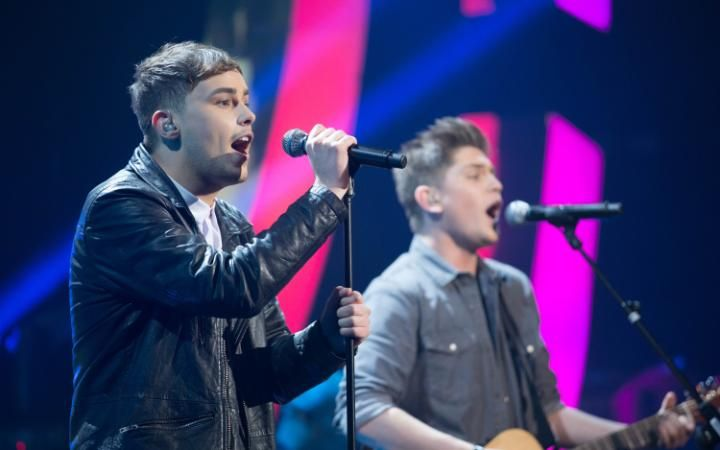Eurovision 2016: Joe and Jake are the UK's entry, what...: Eurovision 2016: Joe and Jake are the UK's entry, what this… #Eurovision2016