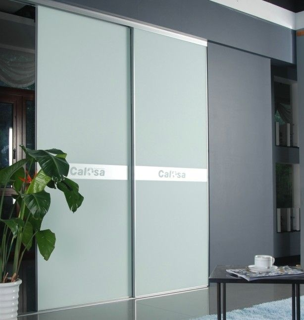 china cy zg103a bedroom glass wardrobe closet sliding door dustproof