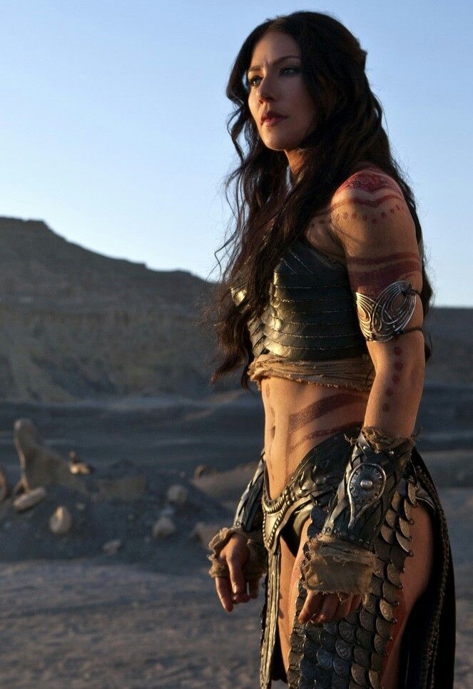 Dejah Thoris - Lynn Collins - John Carter 2012