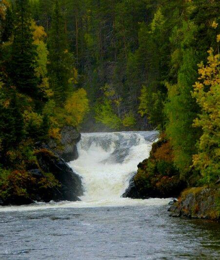 Jyrävä Oulanka National Park