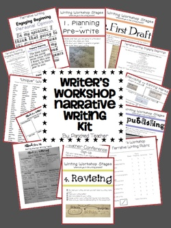 Narrative Writing Kit: Writers Workshop Narr, Writers Notebooks, Narrative Writing, Writing Notebooks, Writing Kits, Teaching Blog, Writers Workshopnarr, Random Pin, Writing Workshop