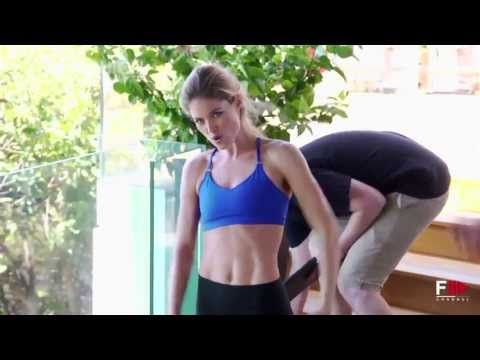 """VSX SPORT COLLECTION"" Victoria's Secret   Behind The Scenes by Fashion Channel"