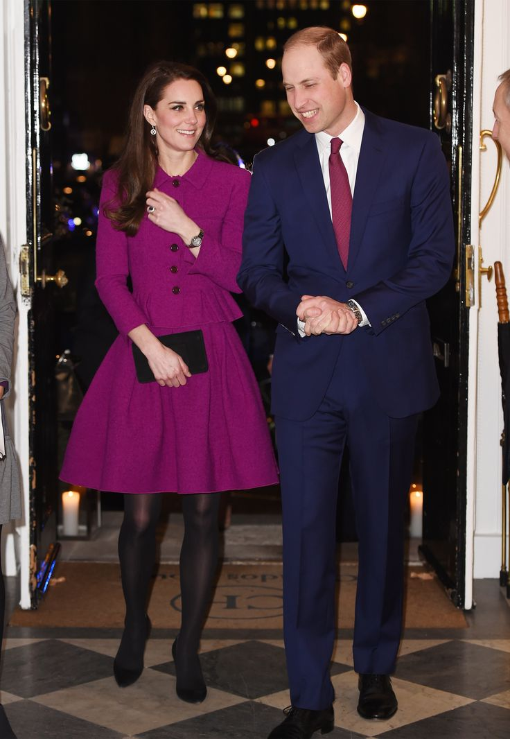 Kate Middleton Just Wore This Major American Designer for the First Time from InStyle.com