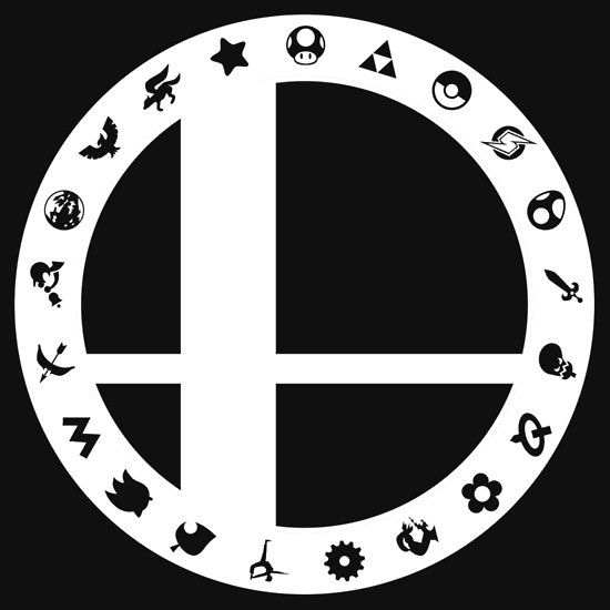 Super Smash Bros Logos By SM1239